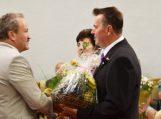 Rusniškiai Michailas ir Dalia Ona Griščenkovai minėjo 50-ies metų bendro gyvenimo sukaktį