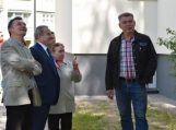 Aplinkos ministro vizitas