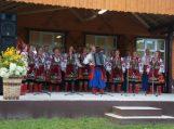 Lankėsi Ukrainos dainų ir šokių ansamblis