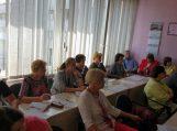 Siekiama mokyklų ir kitų įstaigų bendradarbiavimo