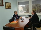 Nyderlandų Karalystės Ambasadoriaus vizitas Šilutės rajono savivaldybėje