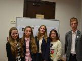 Rinkimai į Lietuvos mokinių parlamentą