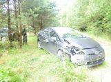 """Pasieniečiai sulaikė išvakarėse Nyderlanduose pavogtą """"Toyota Prius"""" ir įtartiną šilutiškį"""