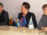 Ljungby miesto svečiai Šilutėje