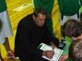"""""""Šilutė"""" pakeitė trenerį, komandoje – trys nauji krepšininkai"""