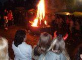 Ugniagesiai gelbėtojai linki Jonines švęsti saugiai