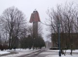 Savaitgalį vyraus žiemiški, su krituliais orai