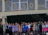 Juknaičių mokyklos žilutėlis jubiliejus