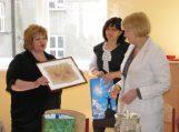 Šilutės pirmojoje gimnazijoje – svečiai iš Zelenogradsko