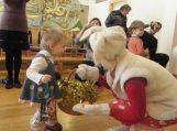 Kalėdinė šventė vaikams, nelankantiems darželio