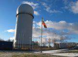 Degučiuose ir Antaveršyje baigtas pirmas naujų karinių radarų statybos darbų etapas