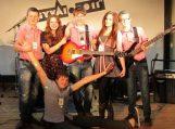 Žemaitijos regiono jaunimo grupių festivalyje Šilutės muzikantus lydėjo sėkmė