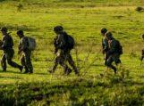 Informuojame dėl vyksiančių karinių pratybų