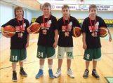 Klaipėdos 3×3 krepšinio turnyre pirmi Šilutės sporto mokyklos auklėtiniai