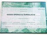 Kasos operacijų žurnalo nereikės registruoti mokesčių inspekcijoje