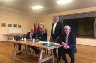 Savivaldybės vadovai apie nuveiktus darbus pristatė Katyčių seniūnijos gyventojams