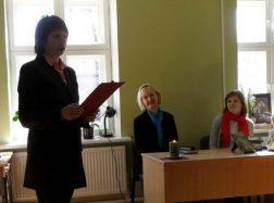 Sielos monologai Katyčių bibliotekoje