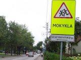 Patikslintos Kelių eismo taisyklės padės geriau apsaugoti vaikus