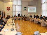 Savivaldybėje diskutuota apie pasiruošimą galimam potvyniui
