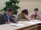 Į Konstitucijos egzaminą kviečiama jau penktąjį kartą
