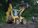 Tvarkant Šyšos upės vagą vėl bus kertami medžiai ir šalinami krūmai