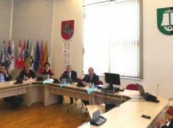 Svečiuose ministras Linas Kukuraitis