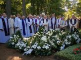 Liuteronų bažnyčia atsisveikino su kun. Ernstu Roga