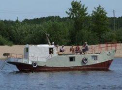 Vidaus vandenų laivais bus paprasčiau plukdyti keleivius ir krovinius