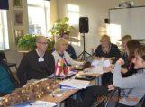 Mokyklų partnerių susitikimas Latvijoje
