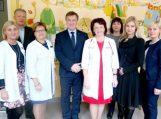 Šventes pasitiko atsinaujinęs Šilutės ligoninės Vaikų ligų skyrius