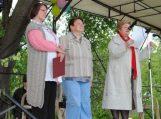 Pagėgių literatai dalyvavo respublikinėje poezijos mėgėjų šventėje