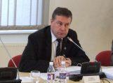 V.Pozingis paskirtas administracijos direktoriaus pavaduotoju