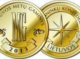 """UAB """"Šilutės vandenys"""" pelnė """"Lietuvos metų gaminys 2013"""" aukso medalį"""