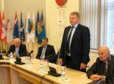 Šilutėje su ūkininkais susitiko žemės ūkio ministras Andrius Palionis