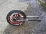 Motociklo avarijoje Velse žuvo studentas iš Šilutės