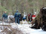 Bepiločiai orlaiviai Lietuvos miškuose ieškos samanės gamintojų