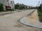 Šilutėje renovuojamoms gatvėms gautas finansavimas