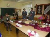 Mokytojų diena Žemaičių Naumiesčio gimnazijoje
