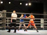 Lietuvos suaugusiųjų bokso čempionate savaitgalį įteikti medaliai