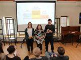 Dešimtokai protų turnyre susidūrė su lietuvių kalbos įdomybėmis