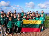 """Všį  """"Šilutės sportas""""  futbolininkai dalyvavo futbolo turnyre Estijoje"""