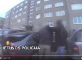 Klaipėdiečio studento pagrobėjai rasti Šilutėje (video)