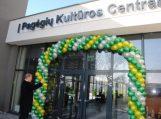 Minint Vasario 16-ąją Pagėgiuose duris atvėrė nauji Kultūros centro namai