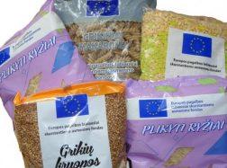 Informacija dėl maisto dalinimo nepasiturintiems birželio mėnesį