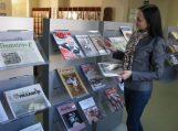 Bibliotekų skaitytojams – nauji periodiniai leidiniai