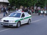 Prieš miesto šventę policijos perspėjimai, patarimai
