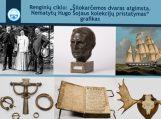 """utės muziejuje tęsiasi renginių ciklas: """"Šilokarčemos dvaras atgimsta. Nematytų dr. Hugo Šojaus kolekcijų pristatymas"""""""