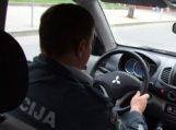50 eurų kyšiu policininkai nesusigundė