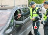 Greičio kontrolės akcijos metu policija fiksuos net menkiausią greičio viršijimą
