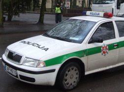 Pavogtą automobilį surado, vagis sulaikė